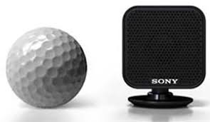sony tv small. sony golfball speakers tv small l