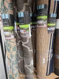 brown jordan indoor outdoor rug costco