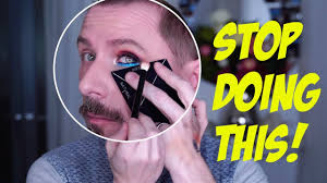 stop doing your hooded eyes like this wayne goss