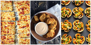 Quick and easy finger foods for kids on the go. 35 Party Food Recipes Best Party Foods