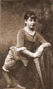 Theresa's Haunted History of the Tri-State: Ella Harper, The Camel Girl