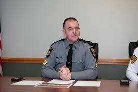 Leeper Native Scott Bauer Promoted to State Police Lieutenant ::  exploreClarion.com