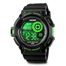 mens digital watch sport wrist watch fashion and big face dial 5 mens digital watch sport wrist watch fashion and big face dial 5 atm water resistant