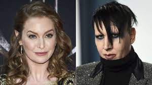 Marilyn Manson again accused of abuse ...