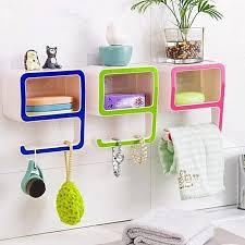 storage rack wall shelf organizer 1pc