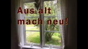Haus Renovierung Fensterscheiben Wechseln Alte Holzfenster