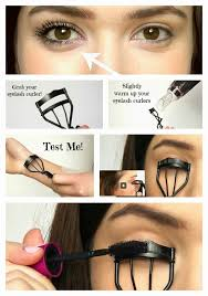 or you could go the daily route with mascara here s how to make your lashes look extra long and thick