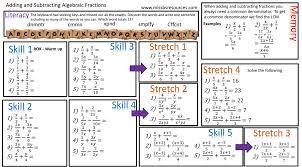 s missbsresources com images algebra worksheets addandsubtractalgebraicfractions