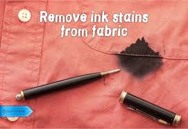 remove ballpoint pen ink how to from leather