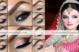 bridal smokey eye makeup trends