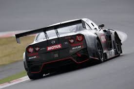 2018 nissan gtir. interesting nissan were joined at the test by mitsunori takaboshi who is competing in  this seasonu0027s super gt gt300 class driving current model nissan gtr nismo gt3 for 2018 nissan gtir
