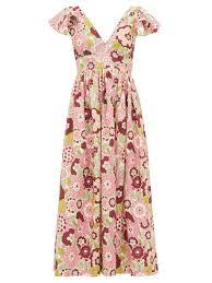 Women's <b>Designer Floral</b> Dresses | Shop Luxury Designers Online ...