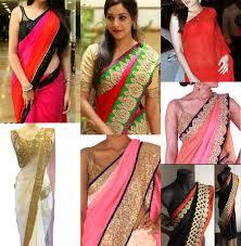 Clothing Design Ideas diy saree ideas do it yourself saree ideas how to design your own sarees