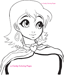 Cartoon Coloring Pages Pdf At Getdrawingscom Free For Personal