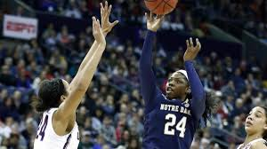 Notre Dame Basketball Depth Chart No 1 Notre Dame Women Defeat No 1 Uconn In Overtime
