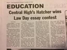 law day essay contest south carolina bar the senior lawyers division sponsors an exciting statewide law day essay contest and encourages all local bars to participate