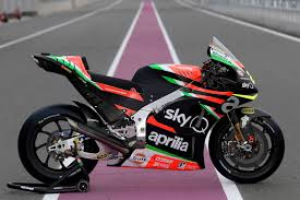 Racing Cafè: Aprilia RS-GP Aprilia Racing Team Gresini 2019