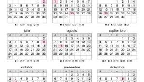 Calendario 2015 Argentina Calendario Calendarios 2016 Para Argentina 3 Anuales 3