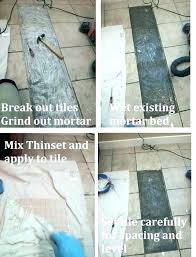 premixed thinset for floor tile for shower walls premixed mortar for floor tile