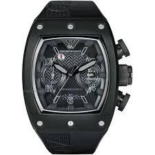 men s emporio armani automatic chronograph watch ar4901 watch mens emporio armani automatic chronograph watch ar4901