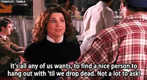 Lorelai Gilmore Quotes Simple 48 Fabulous Lorelai Gilmore Quotes That Show Why She's The Greatest