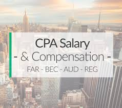 Rural Carrier Salary Chart 2017 Average Certified Public Accountant Cpa Salary Range And