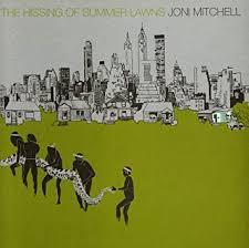 <b>Joni Mitchell</b> - The <b>Hissing of</b> Summer Lawns - Amazon.com Music