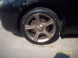 205/50/17 rubber finally on my bronze Spec V rims - Nissan Versa ...