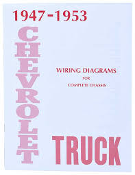 gm truck parts ltw truck wiring diagram ltw47 1947 53 truck wiring diagram