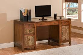 wood home office. Fiji Computer Desk Wood Home Office