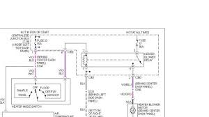 1999 mercury mystique no blower fan heater problem 1999 mercury try the blower motor relay see below also the circuitry