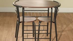 dining set small round metal tablecloth outdoor cover stunning chairs table side gardening appealing and 2