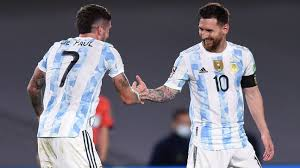 Argentina Vs. Uruguay - Football Match Report - October 10, 2021 - ESPN -  Todayuknews