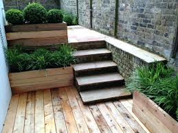 fearsome wonderful garden ideas seating bench modern urban small design modern garden urban small garden design