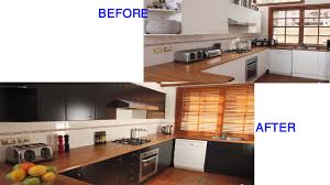 How To Renew Kitchen Cabinets Kitchen Refacing Refacing Kitchen Cabinets Before And After Car