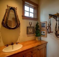 Western Bathroom Decor Farm Western Decorative Objects And Figurines Sunroom Farmhouse
