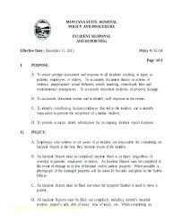 Security Guard Report Template Incident Word As Well Officer