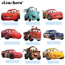 Lighting Mcqueen Stickers Us 0 38 Cartoon Cars Lightning Mcqueen Patch Iron On Patches For Clothing Heat Transfers For Kids Child Clothes Diy Ironing Stickers In Patches From
