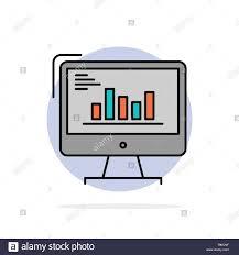 Marketing Color Chart Chart Analytics Business Computer Diagram Marketing