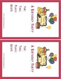 Print Birthday Invitation Mom Birthday Cards My Free Printable Print Templates