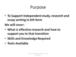 research and study skills rd ppt  radnor house 6th form research and study skills