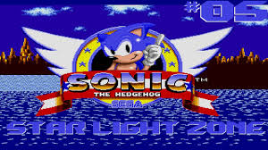 Sonic Light Commentary Sonic The Hedgehog Episode 5 Star Light Zone No Commentary