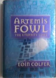 image is loading artemis fowl 3 the eternity code by eoin
