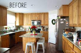 Particularly when it comes to wooden fixtures such as cabinets, dents and scratches can quickly begin to accumulate. Tips For Painting Kitchen Cabinets Stacy Risenmay
