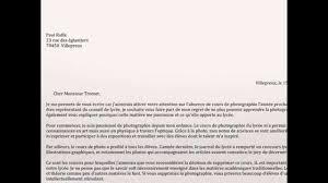 French Formal Letter Start Resume Format Cazayamigos Com