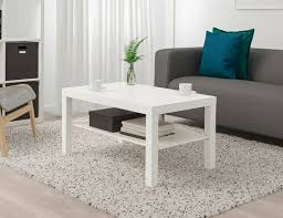 Liatorp coffee table grey glass 93×93 cm ikea The 25 Best Coffee Tables For Every Budget And Style