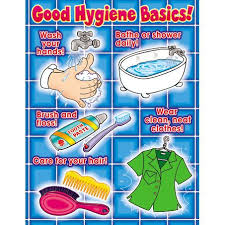 Sight Words Chart Classroom Board Hygiene Lessons