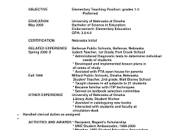 Resume Format For Teacher Job Free Commercial Lease Agreement