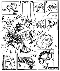 Diagram 2001 vw beetle parts diagram