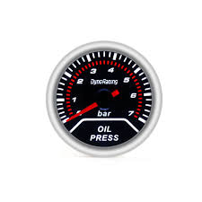 "<b>Dynoracing</b> Car <b>2</b>""<b>52mm</b> Oil pressure gauge 0 7bar With Sensor ..."